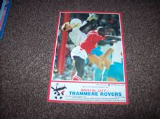 Bristol City v Tranmere Rovers, 1991/92